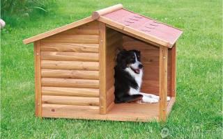 Как собрать будку для собаки?
