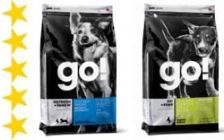 Go natural holistic отзывы для собак
