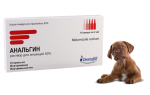 Можно ли собаке давать анальгин как обезболивающее?