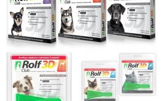 Rolf club 3D капли для собак отзывы, рольф клаб